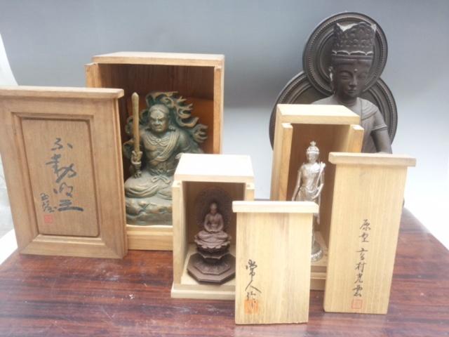 仏像引き取り