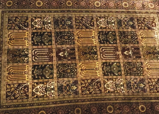 ペルシャ絨毯墨田区