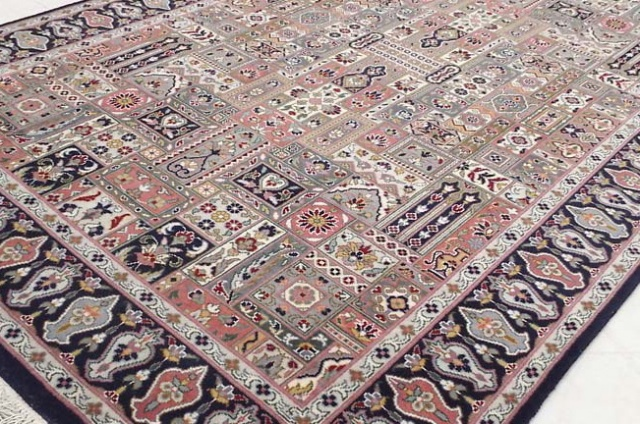 ペルシャ絨毯 ウール