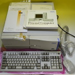 IBMパソコン