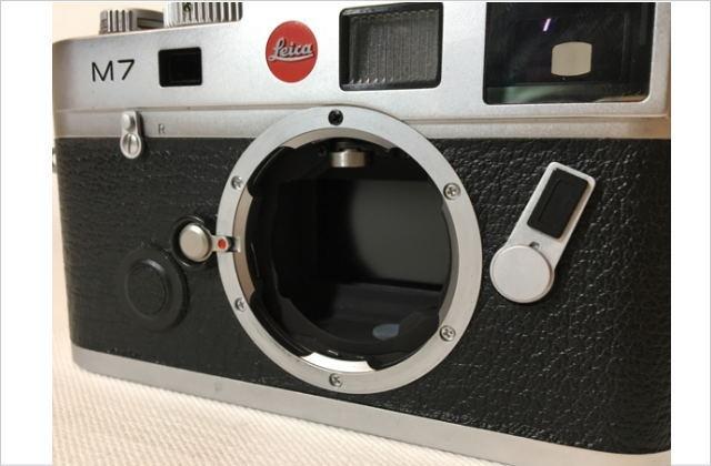【Leica】ライカ M7 シルバー レンジファインダーカメラ
